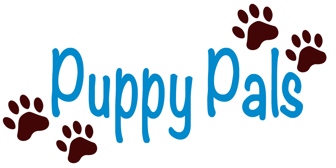 Puppy Pals Dog Walker Website Logo