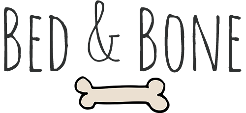 Bed & Bone Dog Boarding Logo