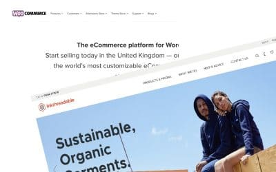 Review of print on demand service Inkthreadable  and its integration with WordPress & Woocommerce