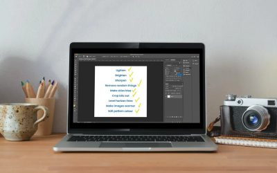The added value that comes with a WUF website – Photoshop